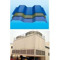 Buy cheap Fiberglass FRP Cooling Tower casing and siding,FRP Deck panels,cooling tower wall from wholesalers
