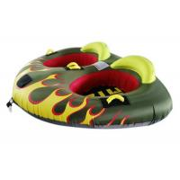 Buy cheap Customized PVC Inflatable Water Toys / 2 - Riders Towable Water Tubes from wholesalers