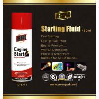 Buy cheap Non Corrosive Starting Fluid Car Cleaning Products On Gasoline And Diesel Engines from wholesalers