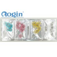 Disposable Dental Polishing Discs For Interdental Polishing / Gross Reduction