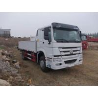 Buy cheap howo(sinotruck) truck ZZ1047D3414D145 (R) 4*2 cargo truck with big capacity from wholesalers