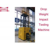 Buy cheap Fully Automatic Tear Testing Machine Drop Weight Impact Test Of Steel Self - Lock Design from wholesalers