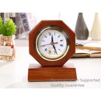 Buy cheap Well Crafted Good Quality Business Home Decoration Table Clock, Personalized from wholesalers