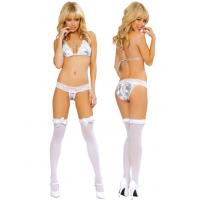 Buy cheap OEM ODM Sexy Adults Breathable Eco Friendly Knot Wedding Personalised Bridal Underwear from wholesalers