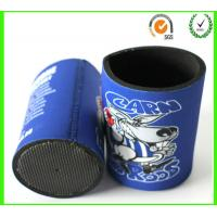 Buy cheap Promotional Cheap Custom Logo Printed beer bottle holder keeps drink cold product