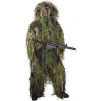 Buy cheap Hot sale military camouflage suit/Woodland Camo Sniper Ghillie Suit from wholesalers