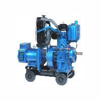 Buy cheap 6.5Kw Diesel Generator Set (AD6000E-A) from wholesalers
