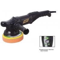 Buy cheap big throw 21mm random orbital dual action car polisher buffer  710w 6 speed digital type from wholesalers