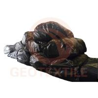 Buy cheap Inorganic Geotextile Dewatering Bags , Industrial Bag Filter For Sludge Dewatering product