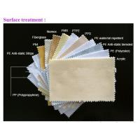 Buy cheap dust filter bag fabric /filter felt from wholesalers