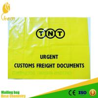 Buy cheap Customized printed Poly mailer courier bags from wholesalers