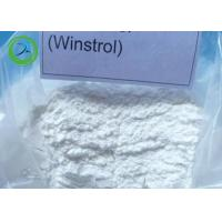 Buy cheap Raw Hormone Powders Injectable Winstrol Steroid For Bodybuilder 10418-03-8 from wholesalers