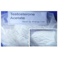 Buy cheap Supply Highest Purity Testosterone Acetate Steroids Powder For Muscle Growth from wholesalers
