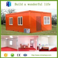 Buy cheap Economical design new green low modular container house price from wholesalers