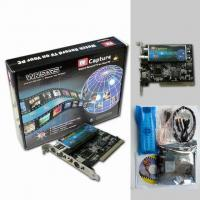 Buy cheap WS-TVC878FM / TV Tuner PCI Card Conexant 878 W/FM from wholesalers