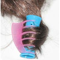 Buy cheap New launched shark clip hair roller curl hair hair modelling cosmetic accessories from wholesalers