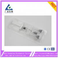 Buy cheap the wholesale new 1ml CE anti wrinkles nose lip cheek enhancement cross-linked ha filler hyaluronic acid gel injection from wholesalers