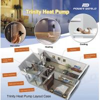 Buy cheap Low Temp Exhaust Air Heat Pump Water Heater for House Warming from wholesalers