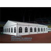 Buy cheap Large White Aluminum Airport Expo Tent Structures Event Tent As Temporary Airport Offices from wholesalers