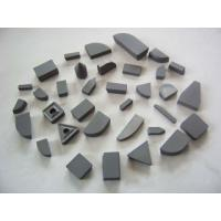 Buy cheap Cemented Carbide Brazed Tips for CNC from wholesalers