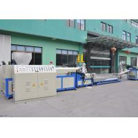 Buy cheap LDS-02 Plastic Recycling Equipment side feeder recycling machine line from wholesalers