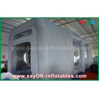 Buy cheap PVC Spray Booth Waterproof Inflatable Bubble Tent For Car Paint Spraying from wholesalers