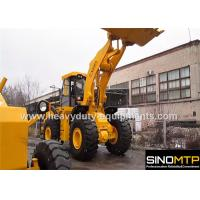 Buy cheap XGMA XG982H wheel loader use Cummins engine, 8ton loading capacity, 28ton operating weight from wholesalers
