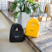 Buy cheap Hot sale canvas female Korean campus backpack simple mori backpack travel leisure bag from wholesalers
