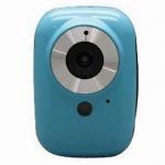 Buy cheap 30fps Sports Helmet Camera with 130° Fix Focus Lens, 3.0MP High Sensitivity CMOS Sensor from wholesalers