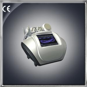 Buy cheap Mulrifuctional slimming machine with six-polar rf + tripolar rf+ bipolar rf+ cavitation product