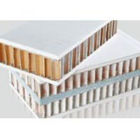 Buy cheap The retardant mould proof honeycomb composite board for construction purpose from wholesalers