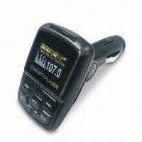 Buy cheap Car MP3 Player with 12 to 24V Power Supply and OLED Screen Display from wholesalers