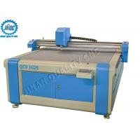 Buy cheap CE Certificated CNC Knife Cutting Table Machine With Pneumatic Oscillating Knife Cutter from wholesalers