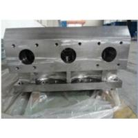 Buy cheap AISI 4140(42CrMo4,SCM440)Forging/Forged Fracturing Plunger Mud Pump Fluid Ends Module from wholesalers