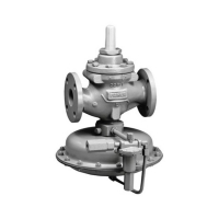 Buy cheap High Flow Rate Fisher Gas Regulator 1098-EGR Pressure Reducing Regulator for Corrosive Environments and Oxygen Service from wholesalers