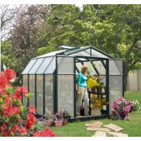 Buy cheap 2012 widely used home/garden aluminum greenhouse HX65122G from wholesalers