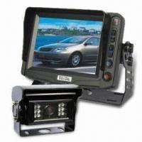 Buy cheap 5-inch Reversing Camera System with Rear-view System, Auto Shutter Camera, and Backup Camera System from wholesalers