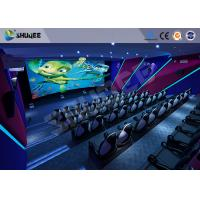 Buy cheap Innervation 5d Movice Theater Equipment: Motion Chair , Screen , Projector product