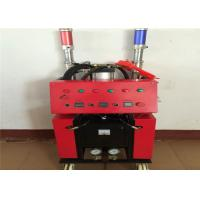 Buy cheap Mobile Polyurethane Spray Machine 380V / 220V Voltage Coaxial Structure Design product