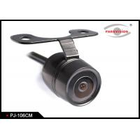 Buy cheap Metal Housing Car Rear View Camera With Stainless Steel Butterfly Style Bracket product
