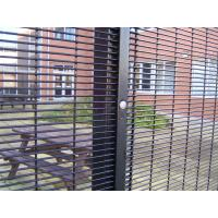 Buy cheap 358 Mesh Fence Hot Dipped Galvanized Powder Coated from wholesalers