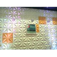 Quality Cladding Wall Art Modern 3D Wall Panels for sale