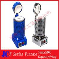 Buy cheap Small Gold Electrical Melting Furnace: 1-3KG from wholesalers