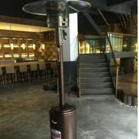 Buy cheap Commercial Outdoor Gas Heaters, Butane Patio Heater With Variable Control Valve from wholesalers
