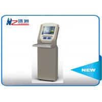 Buy cheap Free Standing Self Service Check In Kiosk with Oil Painting Enclosure from wholesalers