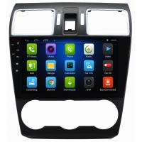 Buy cheap Ouchuangbo car radio android 8.1 stereo for Subaru Forester 2015 with gps navi BT SWC USB reverse camera from wholesalers