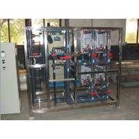 Buy cheap Steam Distilled Water Machine Equipment To Distill Water Compact Structure from wholesalers