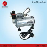 Buy cheap TP20B Hobby Painting Mini Airbrush Compressor kit Portable Moble from wholesalers