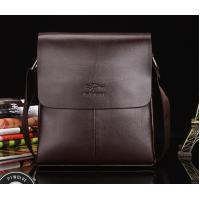 Buy cheap Mens Leather Shoulder Bag Business Bag Wholesale Supplier from wholesalers