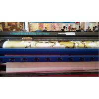 Buy cheap Soft PVC Vinyl Large Format Printer in 2 pcs DX7 Head in CMYK Ink Color product
